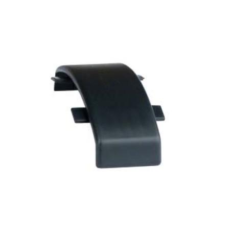 Соединение для напольного канала 75х17 мм GSP W, цвет белый