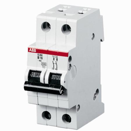 ABB S201 Автоматический выключатель 1P+N 32А (C) 6kA