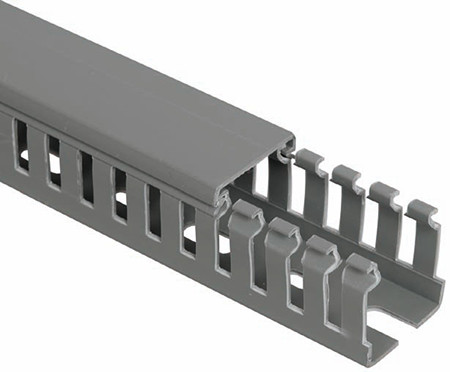 Кабель-канал 60х80 перфорир. (1метр) (5087)