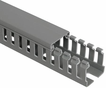 Кабель-канал 80х80 перфорир. (1метр) (5089)