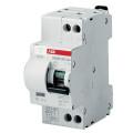ABB DS941 Дифференциальный автоматический выключатель 1P+N 32A 30mA (AC) хар. C