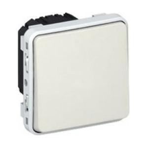 Выключатель-переключатель Plexo IP55 (белый)