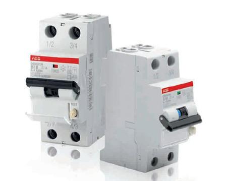 ABB DS201 L Дифференциальный автоматический выключатель C20 AC300