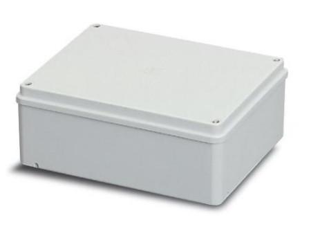 ABB Коробка распределительная накладная с коническими сальниками 160х137х77 IP 55