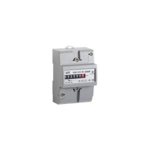 Счетчик электроэнергии однофазный IEK STAR 101/1 R1-5(60)Э Ш2