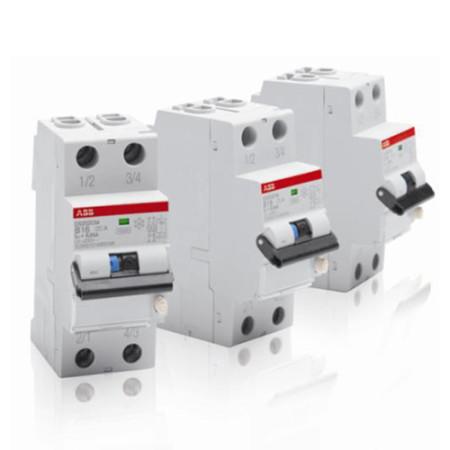 ABB DS201 Дифференциальный автоматический выключатель C20 AC100