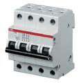 ABB S204 Автоматический выключатель 4P 32А (С) 6kA