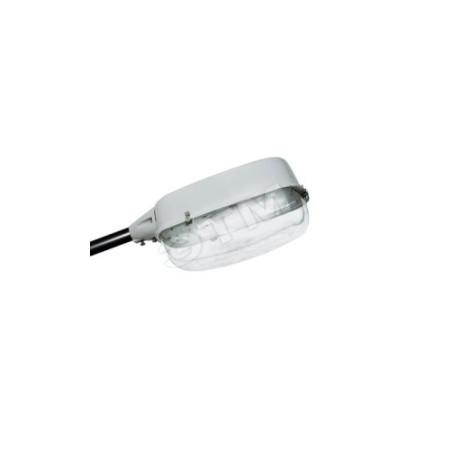 Консольный светильник РКУ 08 250 Вт Е40 IP53 со стеклом под лампу ДРЛ