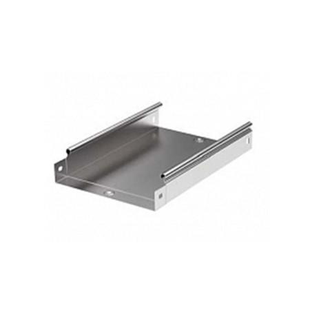 OSTEC ЛНМЗТ(М)-300х50пр Металлический лоток неперфорированный 300х50х2500
