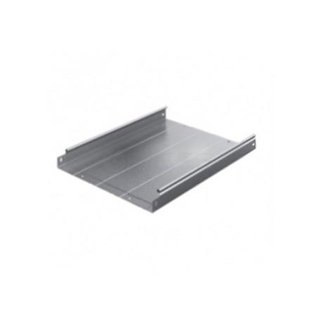 OSTEC ЛНМЗТ(М)-400х100пр Металлический лоток неперфорированный 400х100х2500
