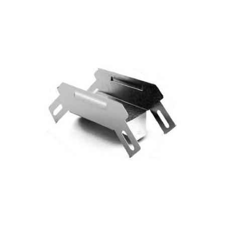 OSTEC УСВ-100х50 Угловой соединитель внешний к лотку 100х50