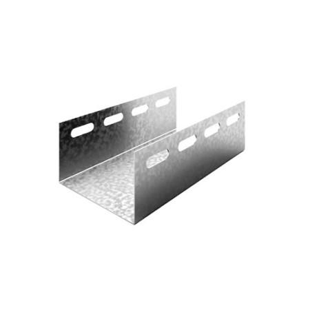OSTEC СЛБ-100 (80/100) Соединитель боковой к лоткам 100х80, 100х100