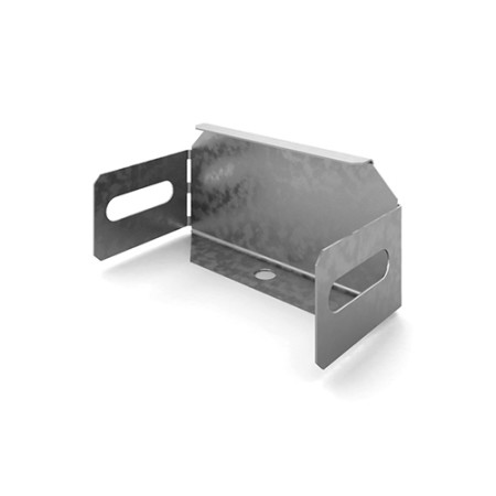 OSTEC ЗТ-50х50 Заглушка торцевая к лотку 50х50