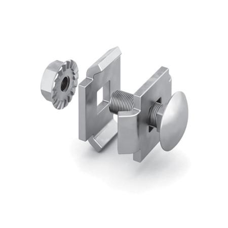 OSTEC СПЛД20 Соединитель проволочного лотка двойной 20 (крепежный комплект)