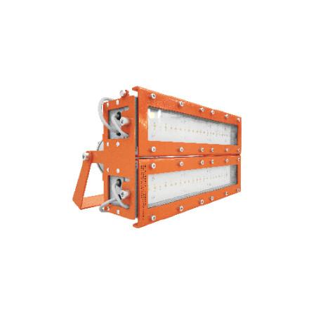 Взрывозащищенный светодиодный светильник LAD LED R320-2-120G-50 Ex лира