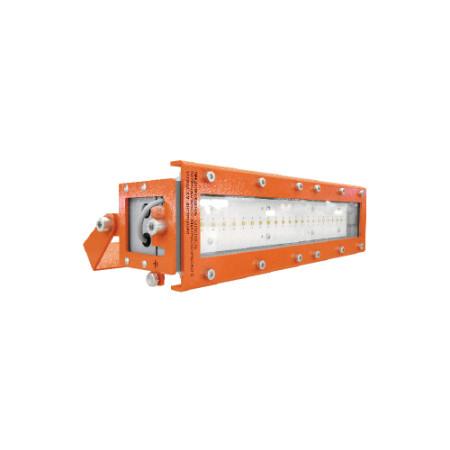 Взрывозащищенный светодиодный светильник LAD LED R320-1-120G-50 Ex лира