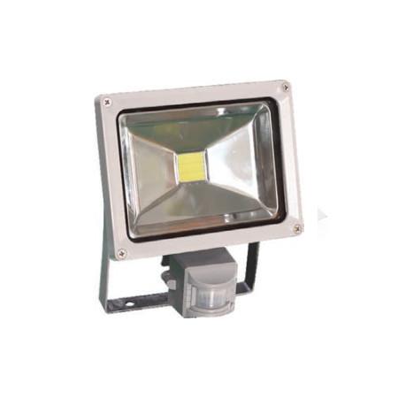Прожектор светодиодный с датчиком СДО01-10Д