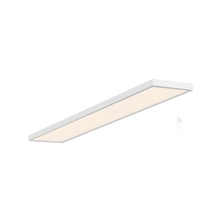 Светодиодный светильник ВАРТОН V-D1-272-036-2700K диммируемый офисный универсальный 1195*180*50 36 Вт теплый белый