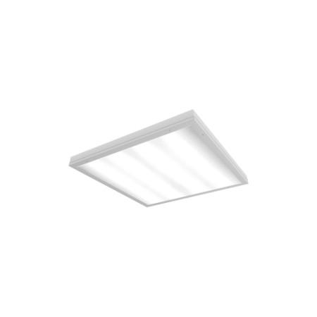 Светодиодный светильник ВАРТОН IP54 V-A1-088-054-4100K аварийный медицинский 595*595*55 54Вт чистый белый