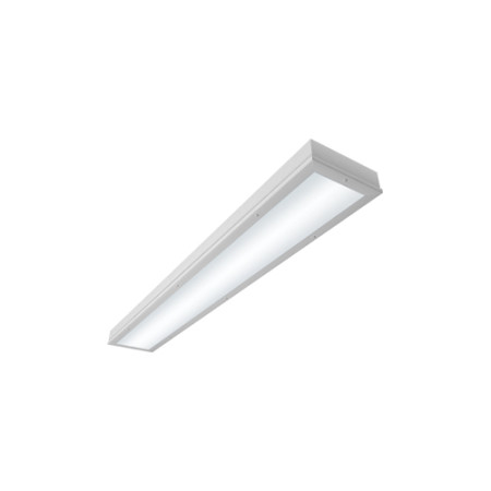 Светодиодный светильник ВАРТОН IP54 V-A1-283-054-6500K аварийный медицинский 1195*180*55 54Вт холодный белый