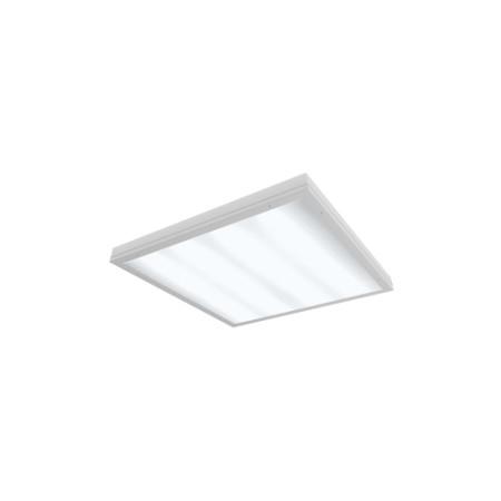 Светодиодный светильник ВАРТОН IP54 V-A1-080-036-6500K аварийный медицинский 595*595*55 36Вт холодный белый