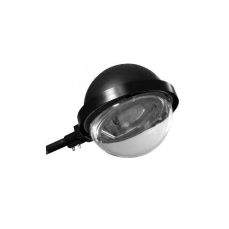 Консольный светильник ЖКУ 24 100 Вт Е40 IP54 со стеклом под лампу ДНАТ