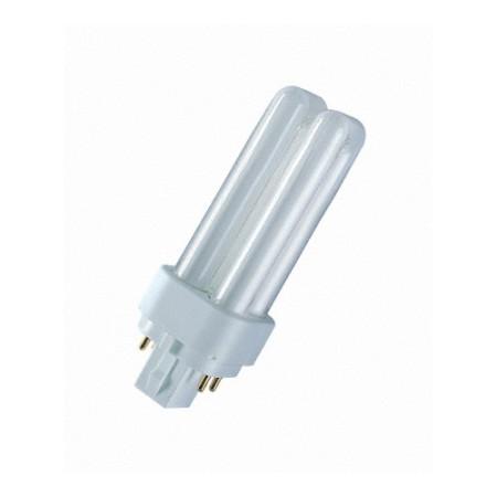 Лампа Osram Dulux D/E 10W/41-827 G24q-1 теплая