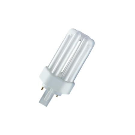 Лампа Osram Dulux T Plus 13W/41-827 GX24d-1 теплая