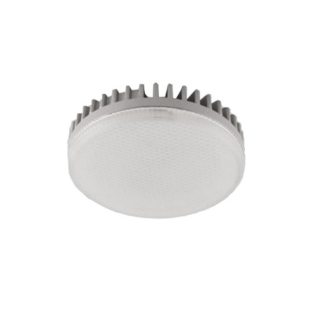 Лампа светодиодная Foton FL-LED GX53 8W 2700K 650lm d75х25mm 220V