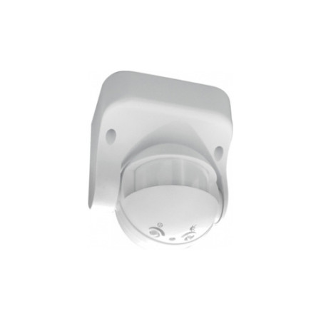 Датчик движения уличный IP44 1100W 12m 180° белый LX-39